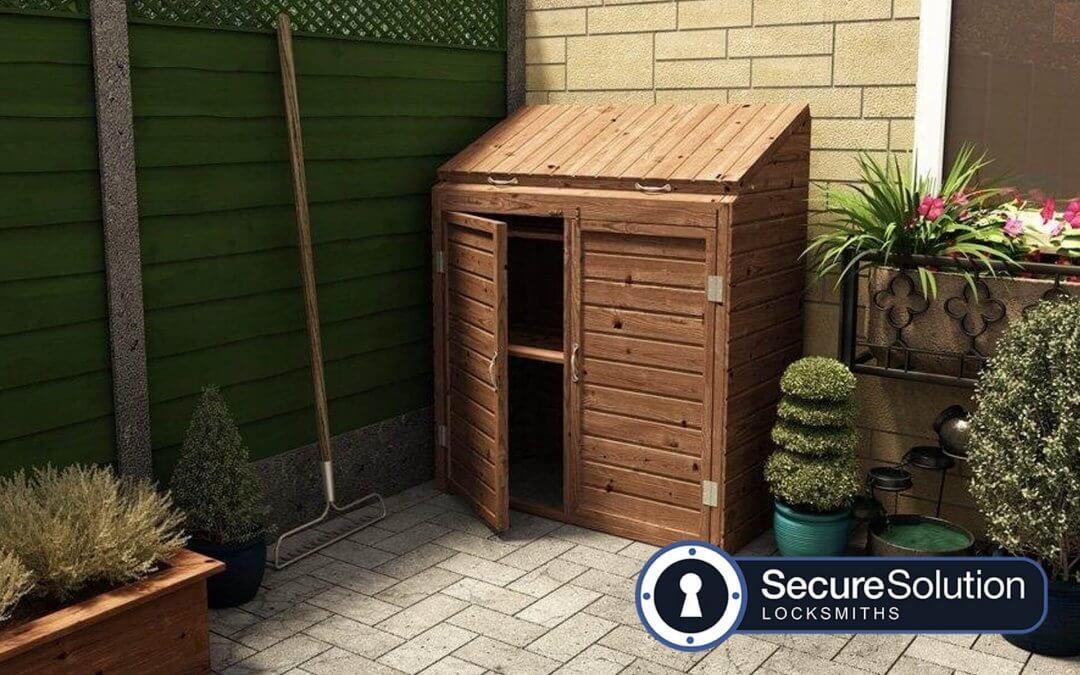 Padlock / Outdoor Locks for Garden Security