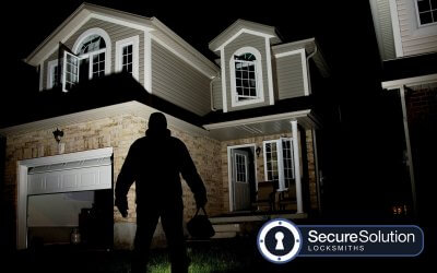 10 Ways To Keep Your Home Secure