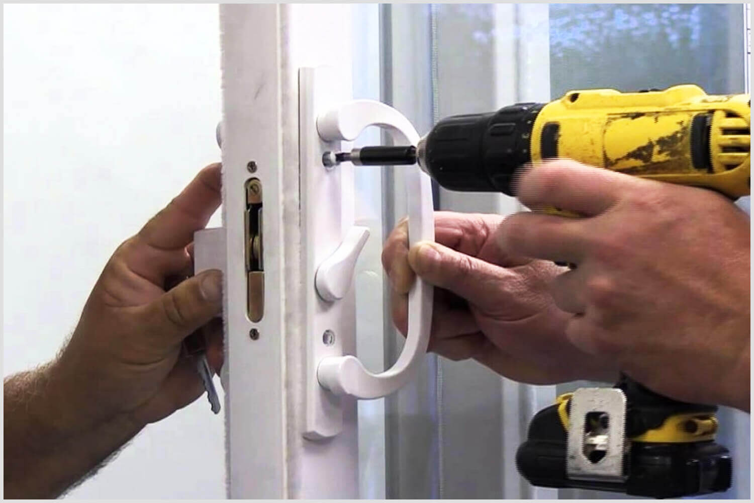 UPVC Door Lock Repairs Locksmith Leeds