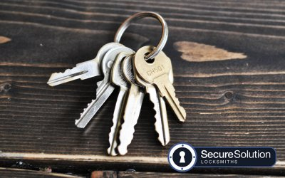 5 Reasons Why You Need A Spare Key At Home