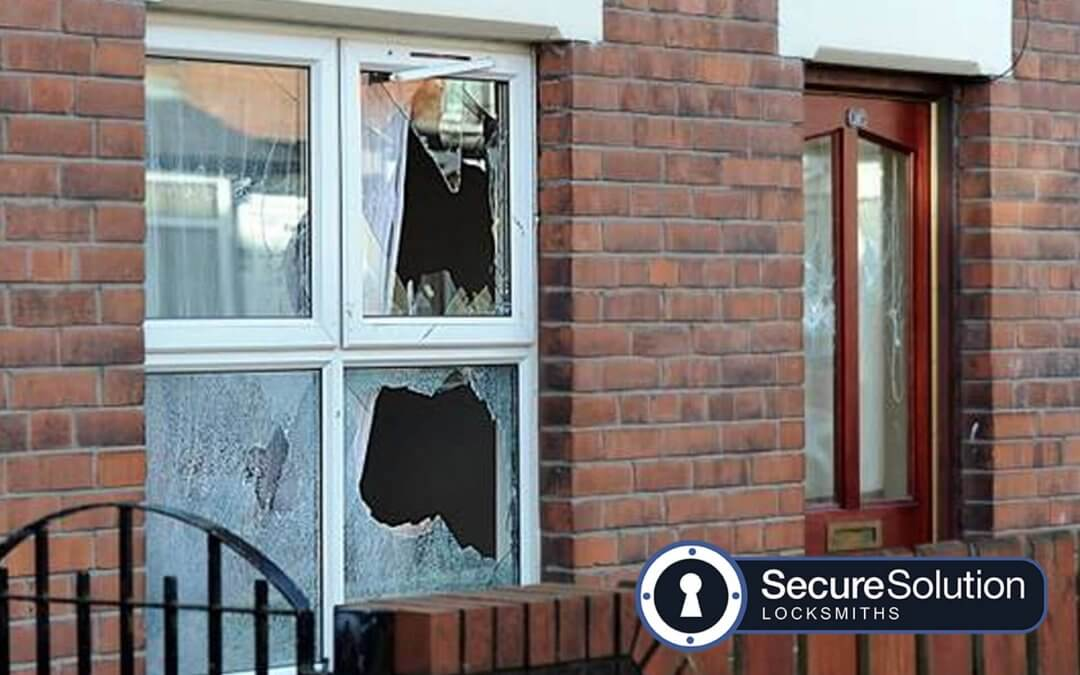 What To Do When Your Windows Have Been Smashed